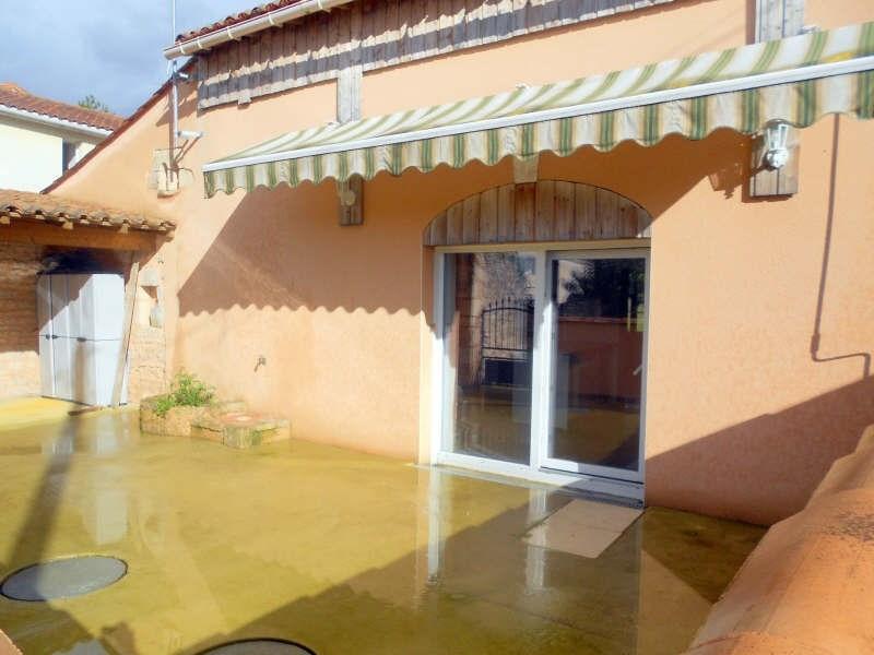 Sale house / villa Aigre 63500€ - Picture 9
