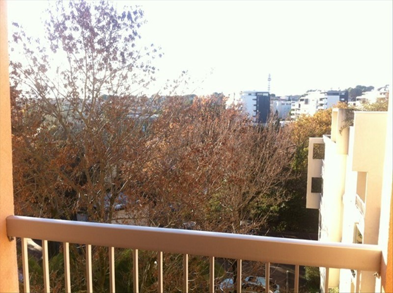Sale apartment Montpellier 73 000€ - Picture 3