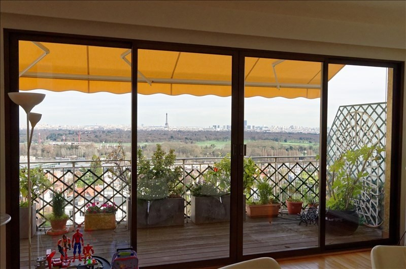 Vente de prestige appartement St cloud 1 048 000€ - Photo 2