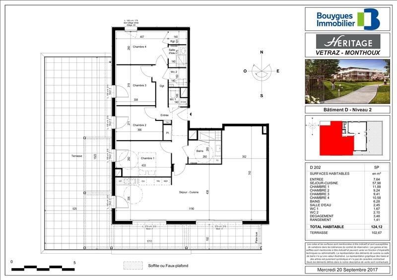 Vente de prestige appartement Vetraz monthoux 711000€ - Photo 2