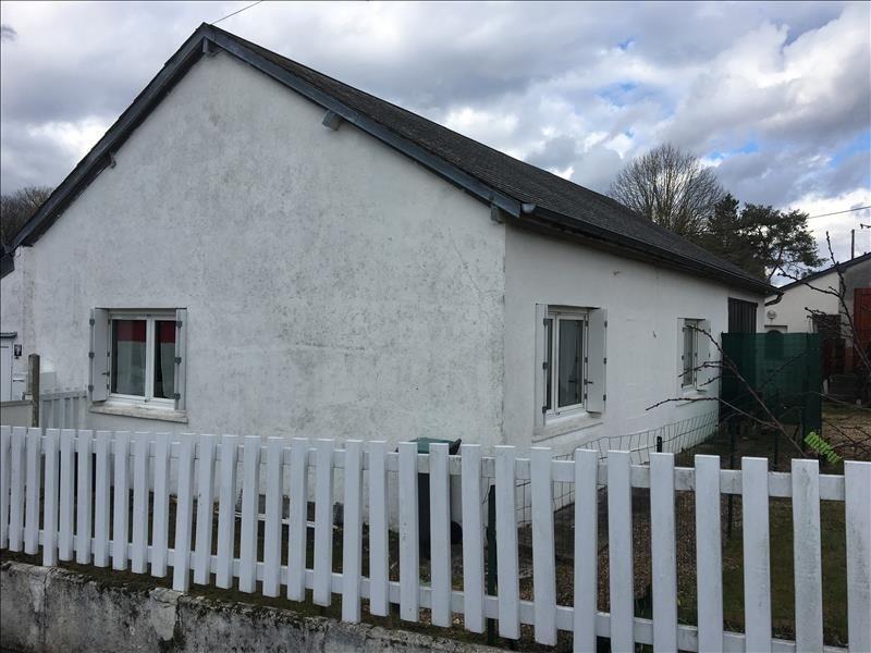 Location maison / villa Chateau renault 550€ CC - Photo 1