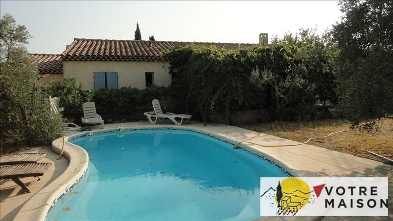 Sale house / villa Coudoux 355000€ - Picture 1