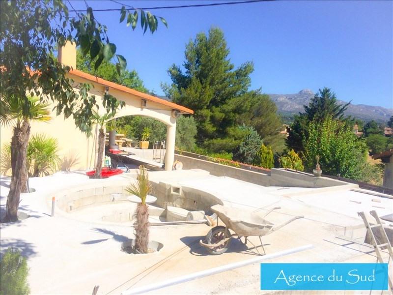Vente maison / villa Aubagne 395000€ - Photo 8