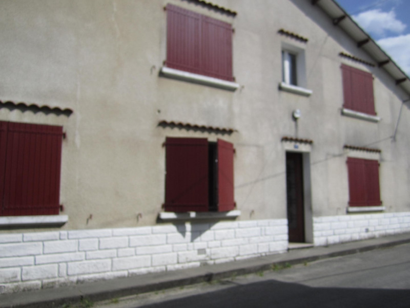 Vente maison / villa Montmoreau 22 000€ - Photo 1
