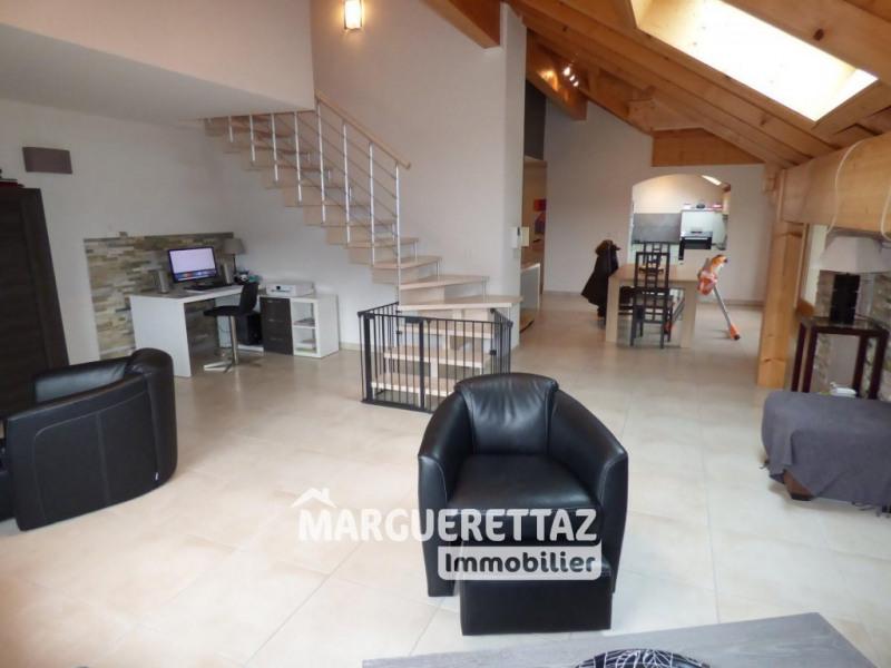 Sale apartment Mieussy 368000€ - Picture 1
