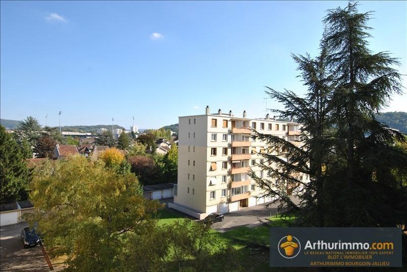 Vente appartement Bourgoin jallieu 92000€ - Photo 7