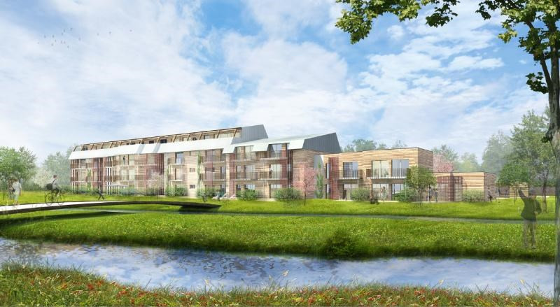 R sidence jehan de brie programme immobilier neuf fontenay for Residence neuf