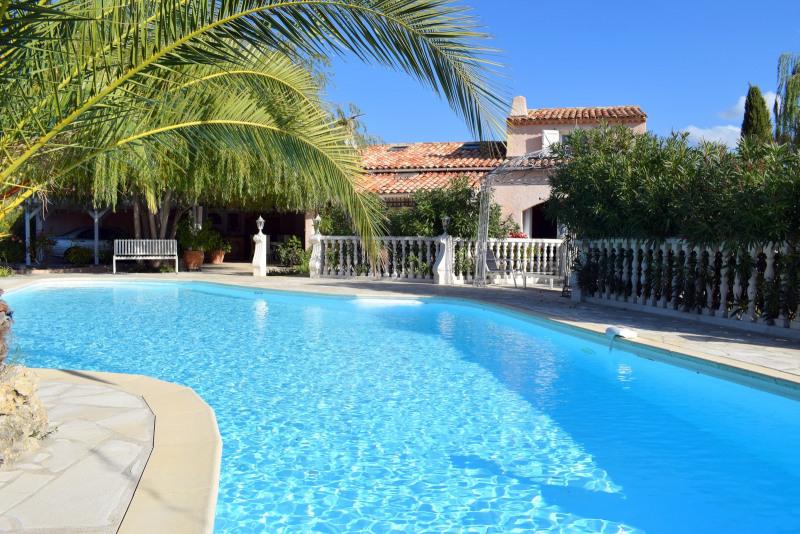 Venta de prestigio  casa Montauroux 586000€ - Fotografía 1