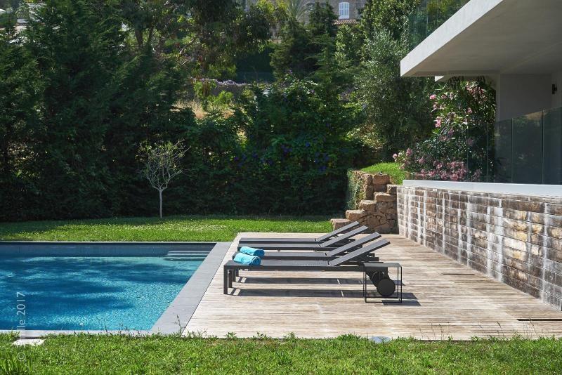 Vermietung von ferienwohnung wohnung Le golfe juan 5400€ - Fotografie 7