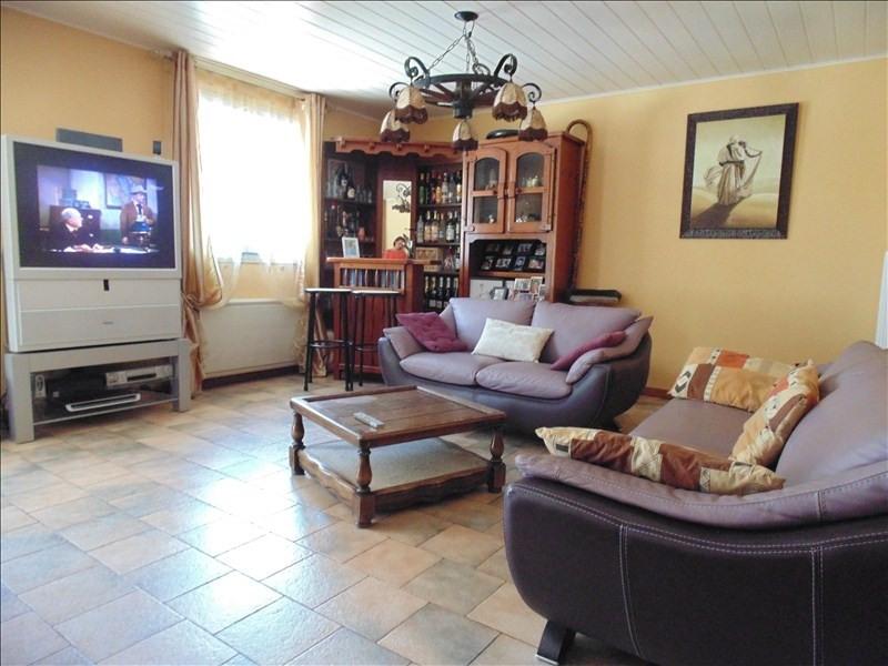 Sale house / villa Vaux le penil 284500€ - Picture 2