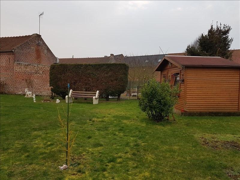 Sale house / villa Beauvois en cambresis 163200€ - Picture 9