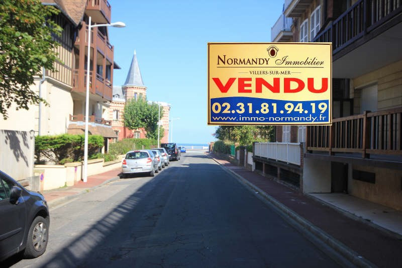Sale apartment Villers sur mer 154 000€ - Picture 1