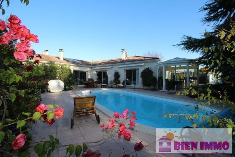 Deluxe sale house / villa Saint sulpice de royan 566 500€ - Picture 1