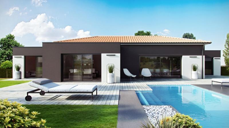 Maison  4 pièces + Terrain 1100 m² Bruguières par CELIA CREATION