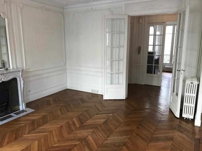 Rental apartment Paris 16ème 3850€ CC - Picture 2