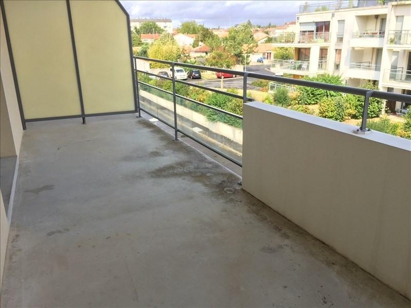 Location appartement Niort 437€ CC - Photo 1