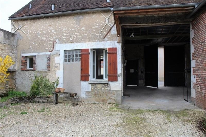Rental house / villa Charmoy 480€ CC - Picture 1