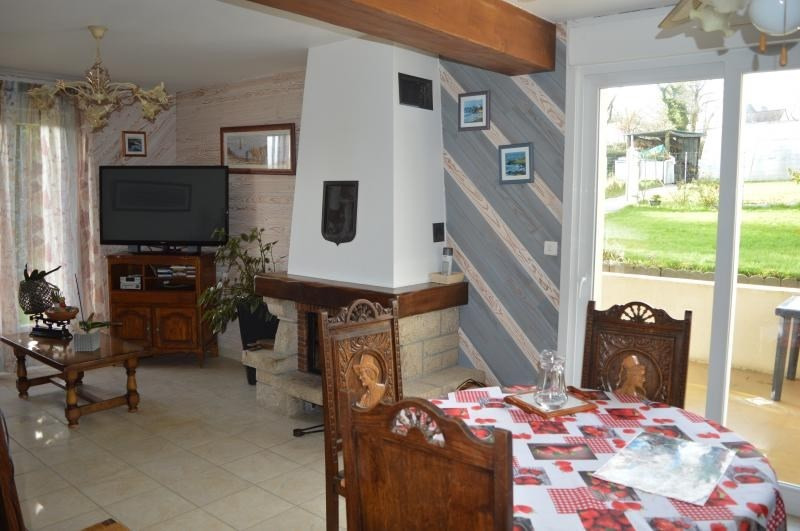Vente maison / villa Ploudiry 136500€ - Photo 3
