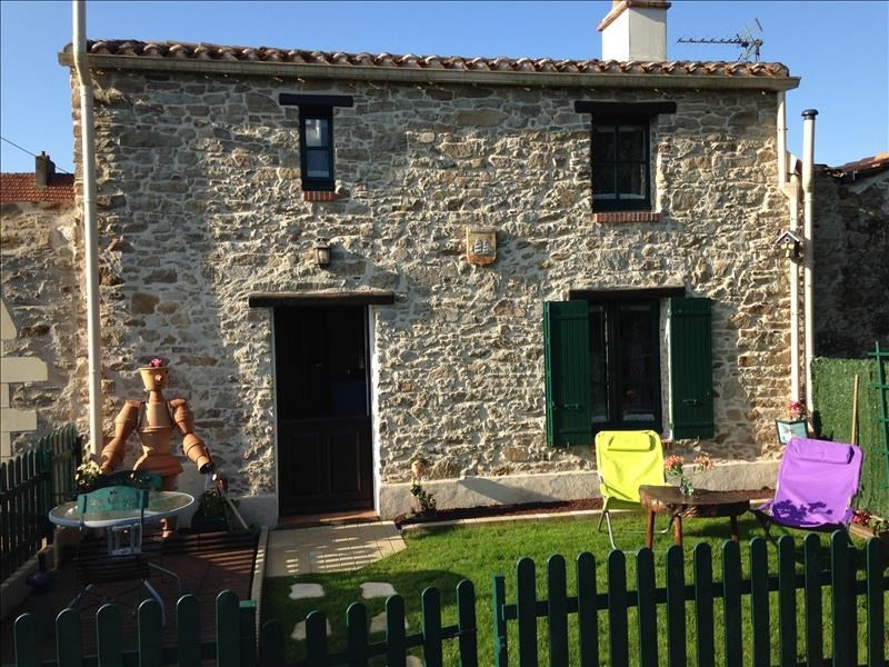 Location maison / villa St viaud 557€ CC - Photo 1