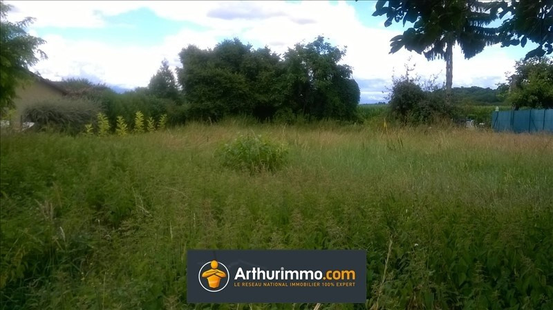 Vente terrain Morestel 76 000€ - Photo 2