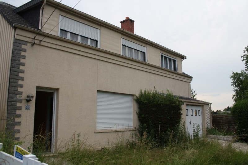 Sale house / villa Fourmies 107100€ - Picture 8