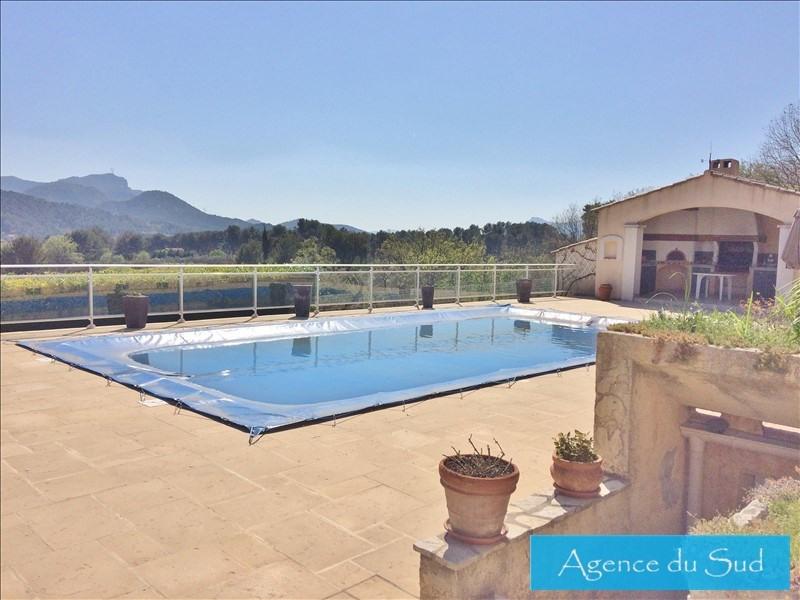 Vente de prestige maison / villa Auriol 595000€ - Photo 1