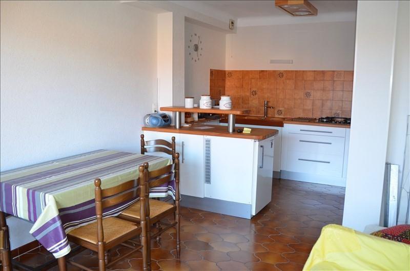 Vente appartement Port vendres 109000€ - Photo 1