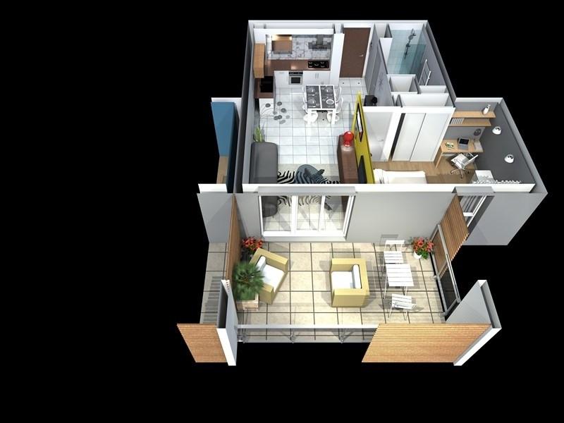 Vente appartement Istres 146900€ - Photo 2