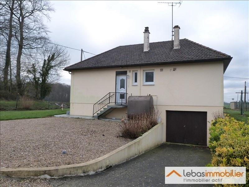 Vente maison / villa St laurent en caux 118000€ - Photo 2