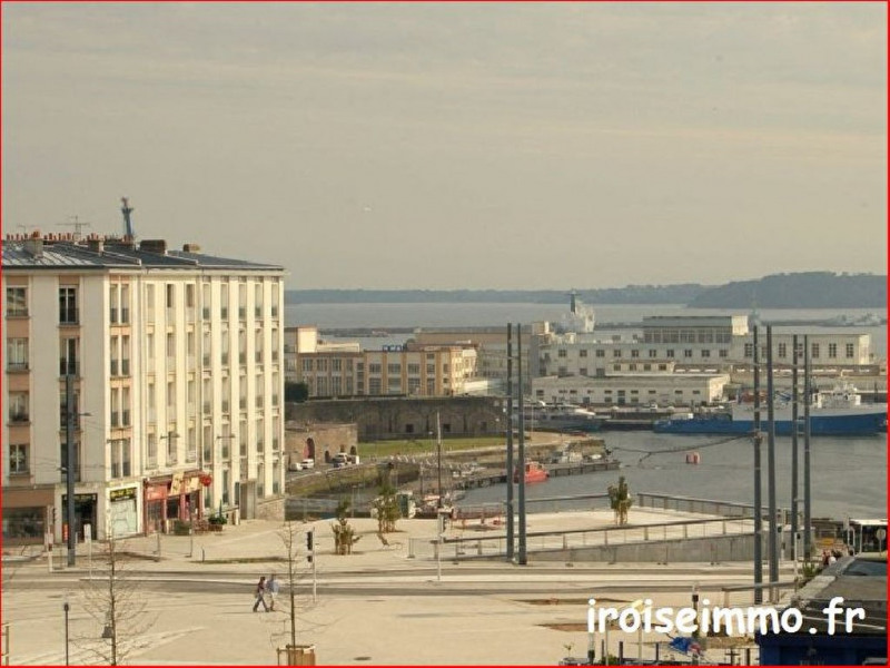 Rental apartment Brest 820€ CC - Picture 1