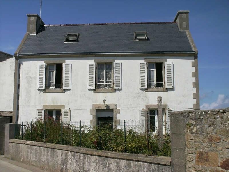 Sale house / villa Cleden cap sizun 84000€ - Picture 1