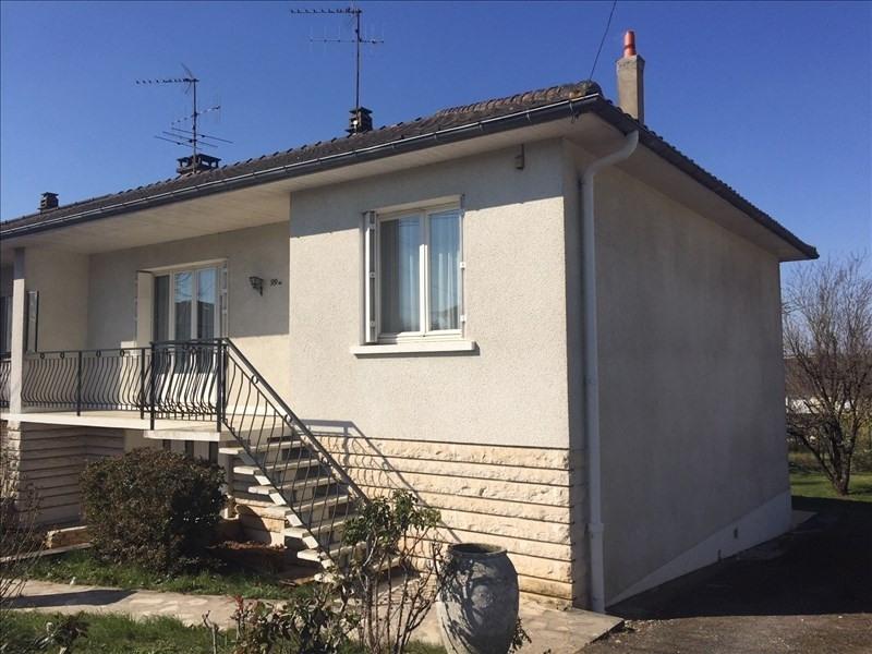 Vente maison / villa Buxerolles 141000€ - Photo 1