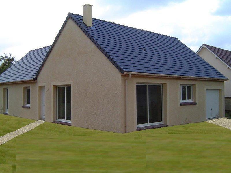Maison  4 pièces + Terrain 500 m² Bourg-Achard par RESIDENCES INTER ROUEN