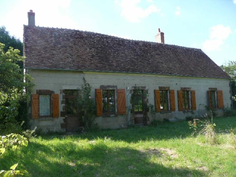 Vente maison / villa Dampierre en crot 77000€ - Photo 1