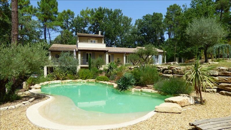 Deluxe sale house / villa Mormoiron 645000€ - Picture 1