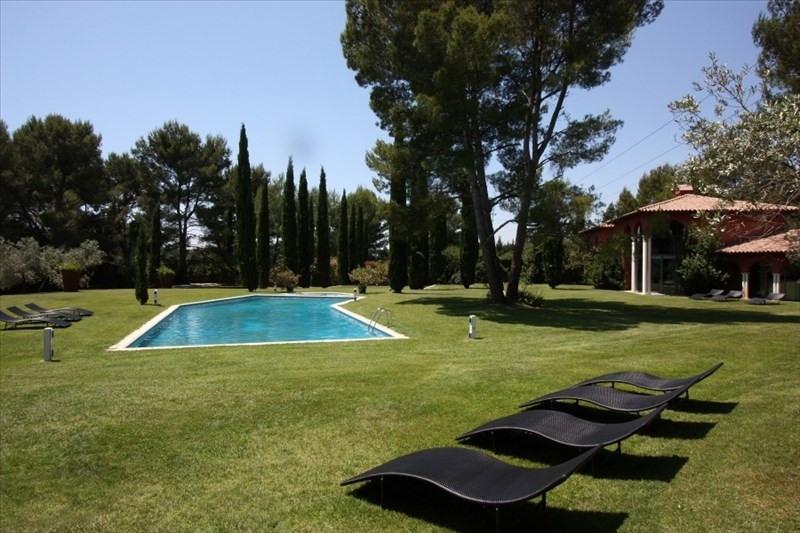 Deluxe sale house / villa Aix en provence 1200000€ - Picture 4