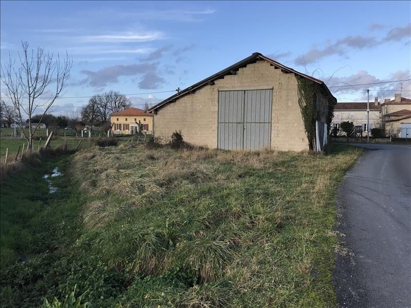 Vente maison / villa Les eglisottes et chalaure 44000€ - Photo 2