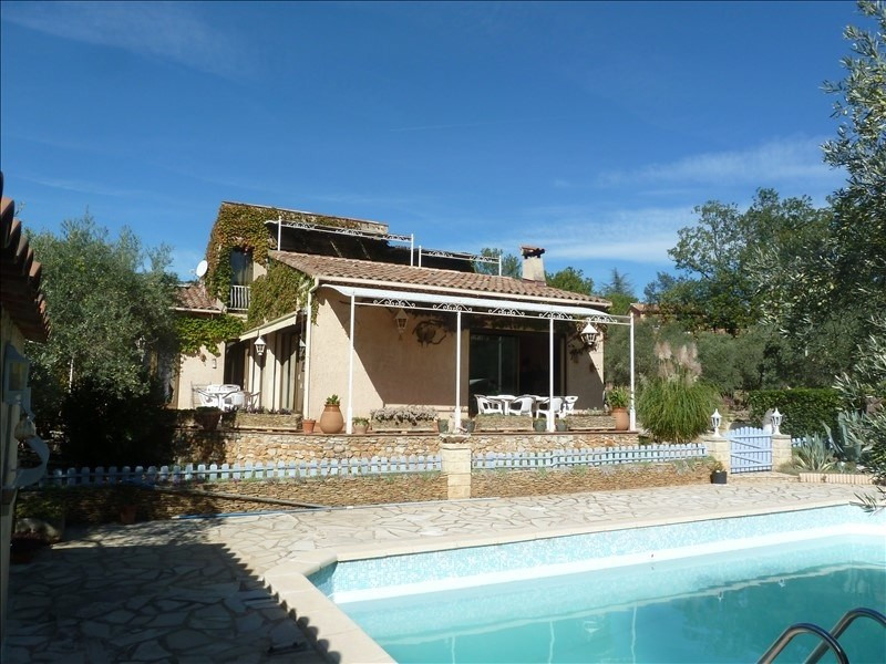 Sale house / villa Seillons source d argens 460 000€ - Picture 1