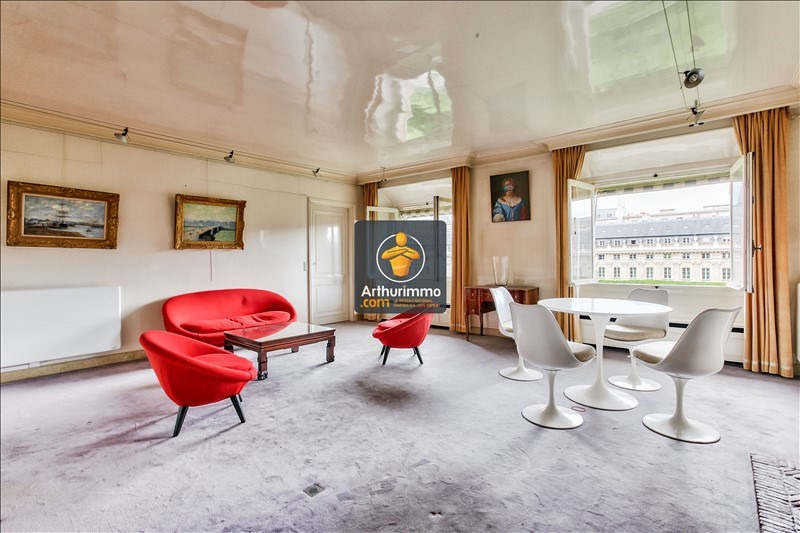 Vente de prestige appartement Paris 1er 2 620 000€ - Photo 3