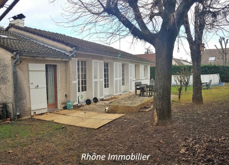 Vente maison / villa Meyzieu 373000€ - Photo 2