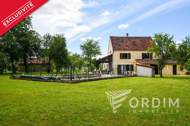 Vente maison / villa Etais la sauvin 115500€ - Photo 1