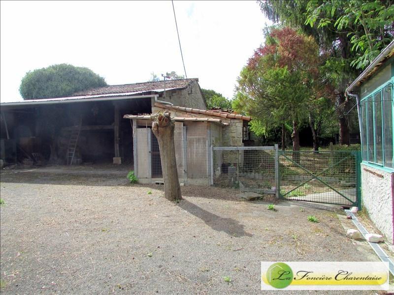 Vente maison / villa St fraigne 69000€ - Photo 9