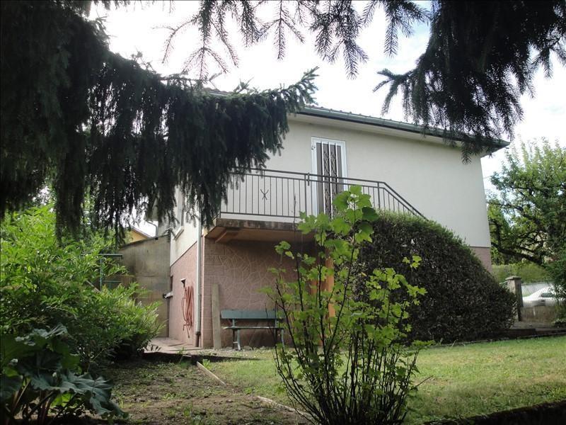 Vendita casa Mandeure 103000€ - Fotografia 2