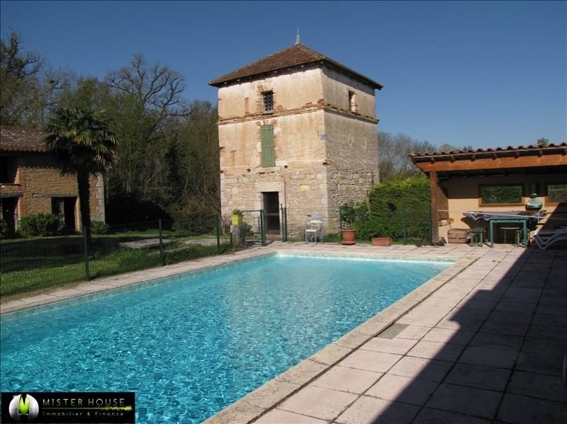 Vendita casa Caussade 422500€ - Fotografia 2
