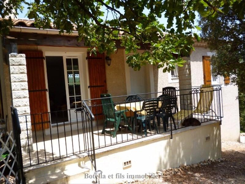Sale house / villa Barjac 180000€ - Picture 3