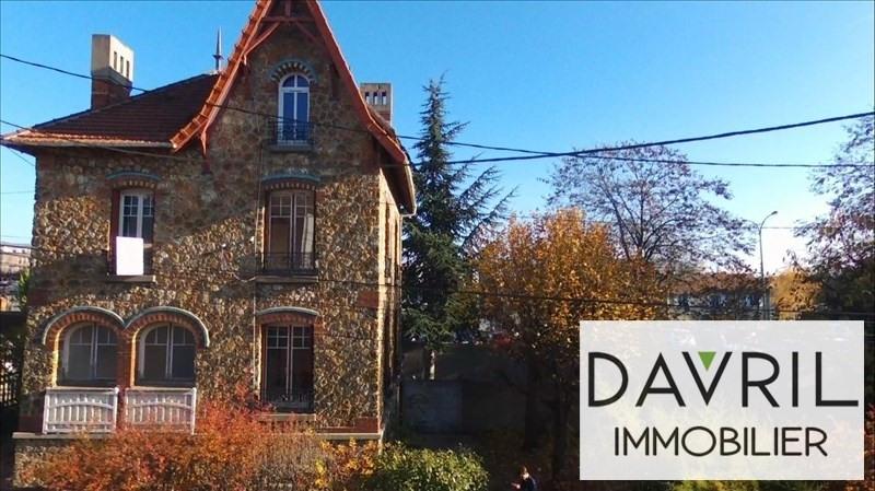 Deluxe sale house / villa Conflans ste honorine 499000€ - Picture 1