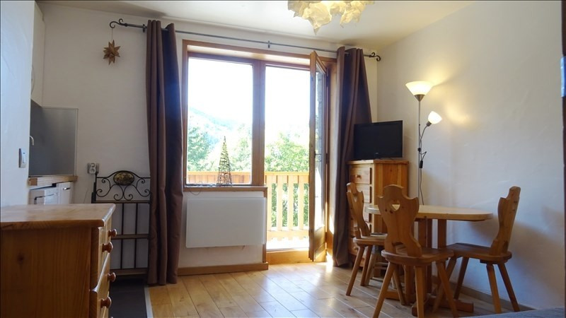 Vente appartement Meribel 120000€ - Photo 1