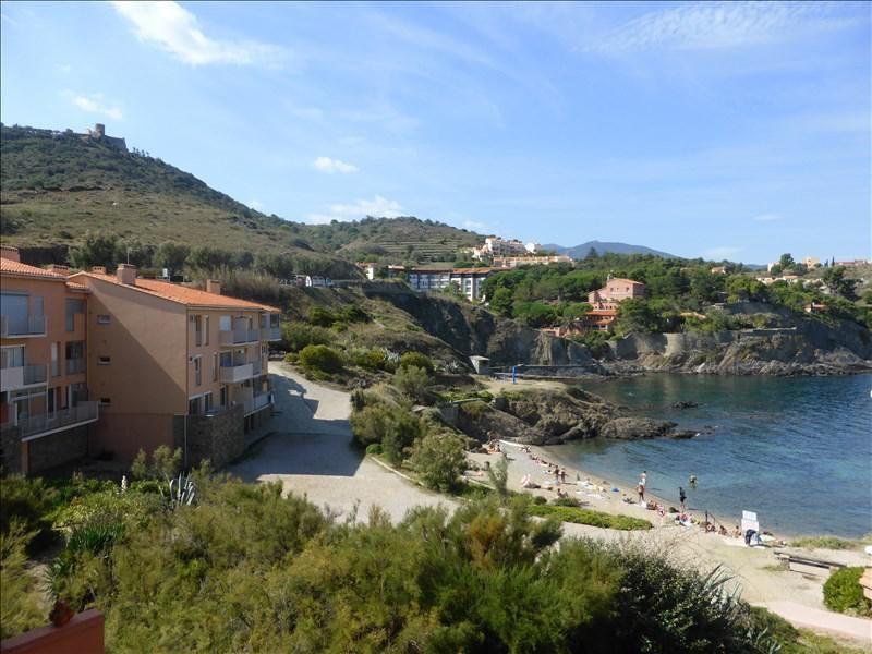 Vente appartement Collioure 180000€ - Photo 1