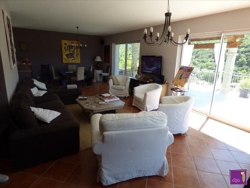 Vente maison / villa Ruoms 399000€ - Photo 5
