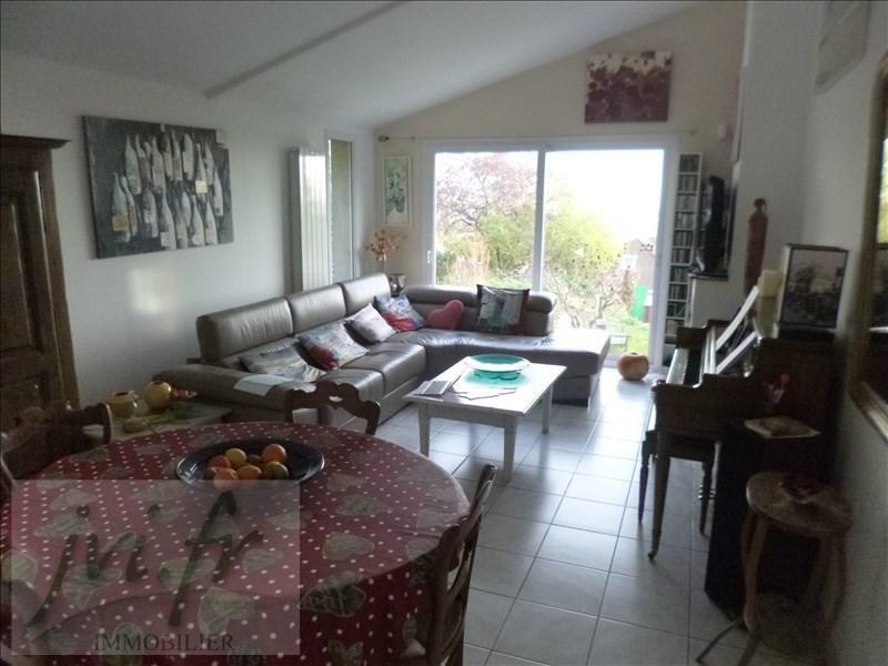 Vente maison / villa Montmorency 450000€ - Photo 4